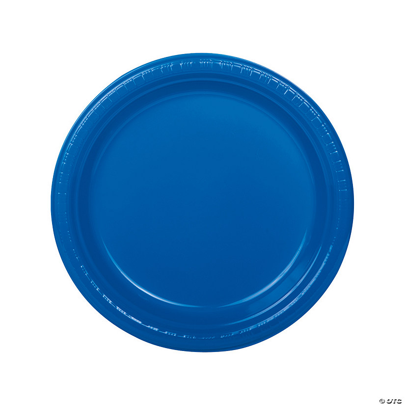 Blue Plastic Dinner Plates Audio Thumbnail