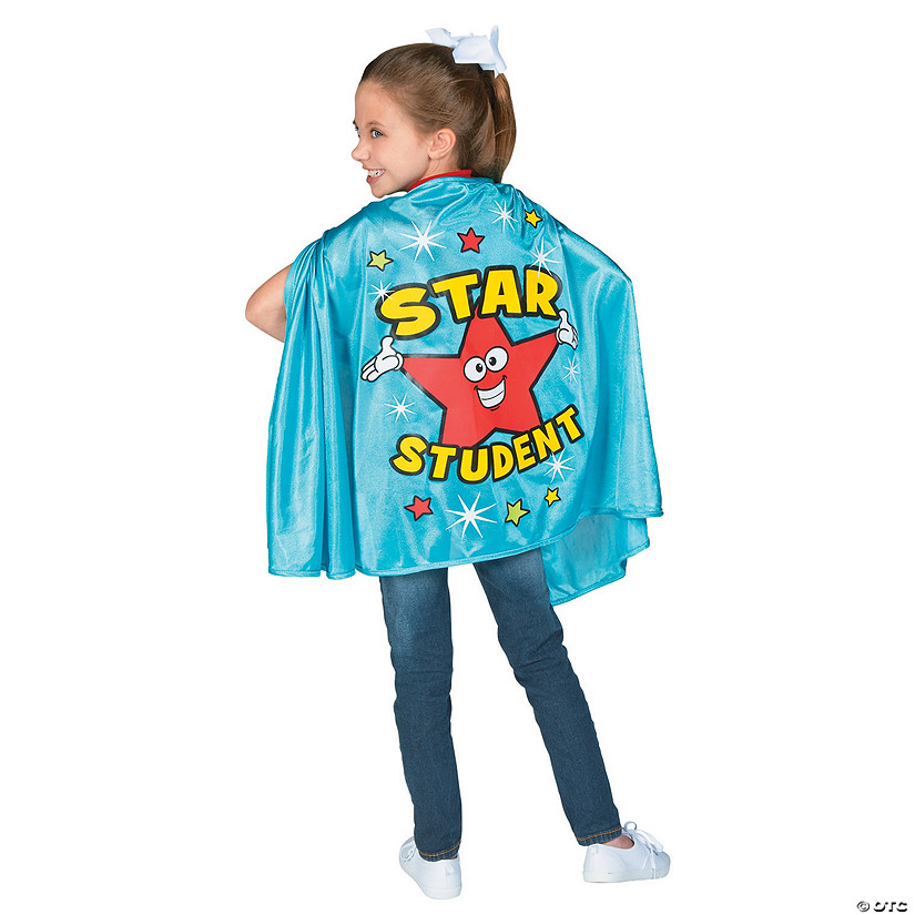 Blue Star Student Cape
