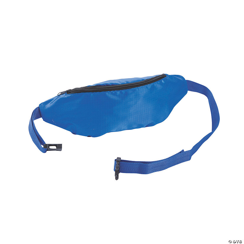 Blue Team Spirit Fanny Packs Image Thumbnail