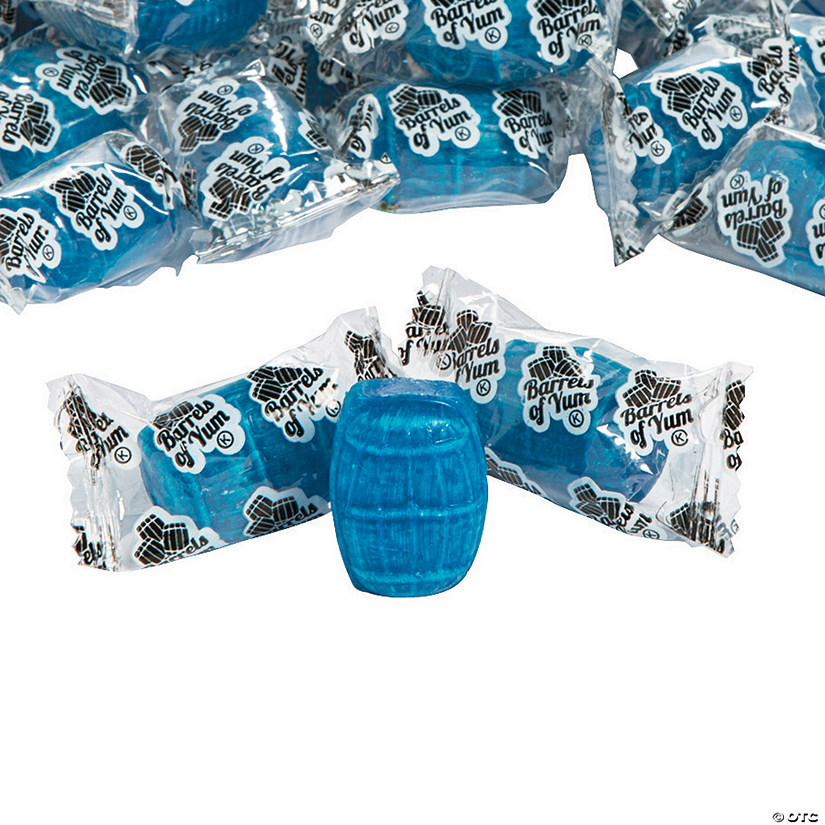 Blueberry Crumble Barrels of Yum<sup>&#174;</sup> Candy Audio Thumbnail
