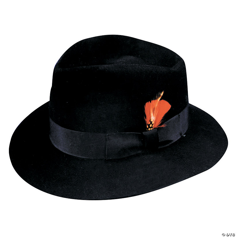 Blues Fedora Hat