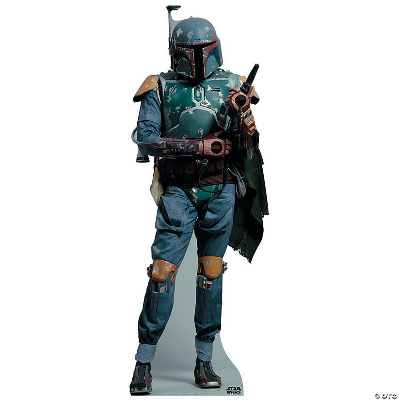 Boba Fett Cardboard Stand-Up