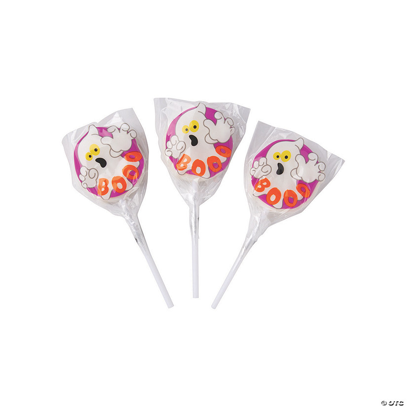 Boo Lollipops Audio Thumbnail