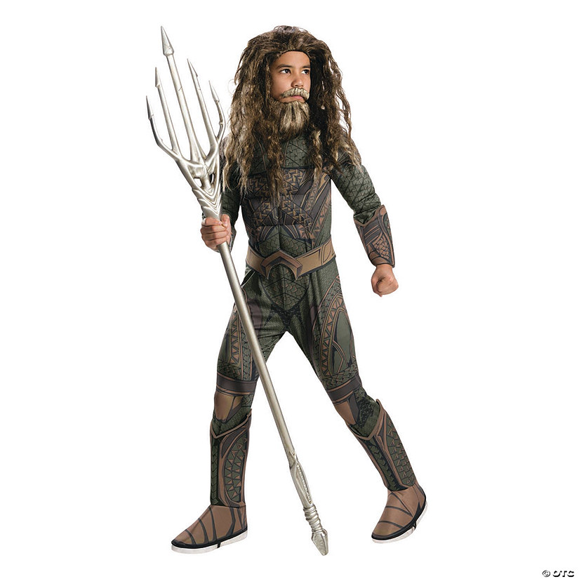 Boy's Premium Justice League™ Aquaman Costume