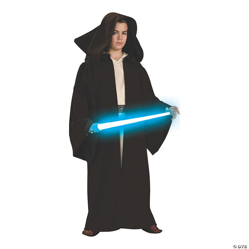 Boy's Super Deluxe Star Wars™ Jedi Knight Robe Costume