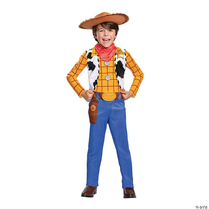 Disney Woody Costume for Kids Multi