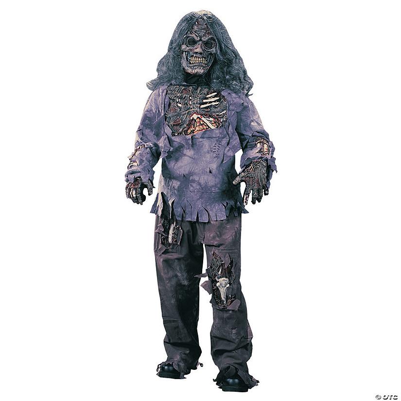 Boy's Complete Zombie Costume