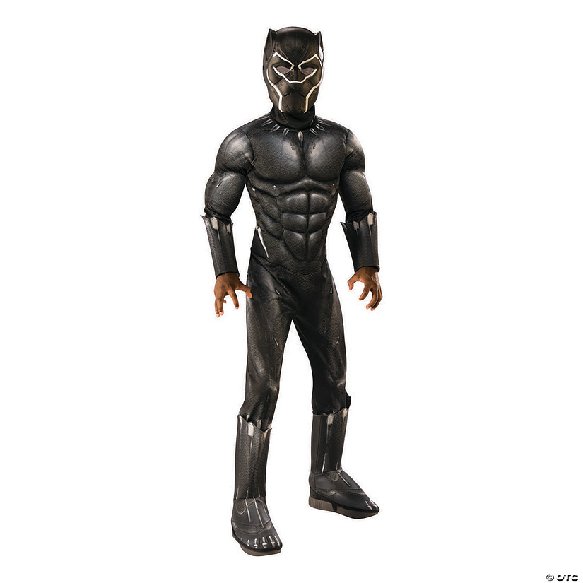 Boy's Deluxe Marvel Black Panther™ Costume
