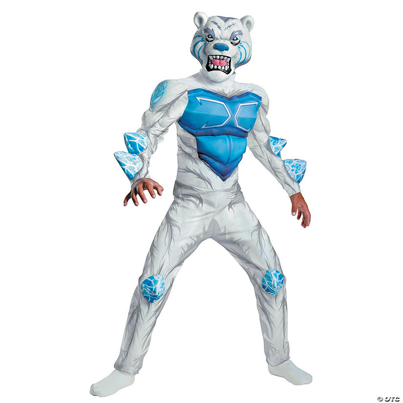 Boy's Deluxe Monsuno Lock Monster Costume
