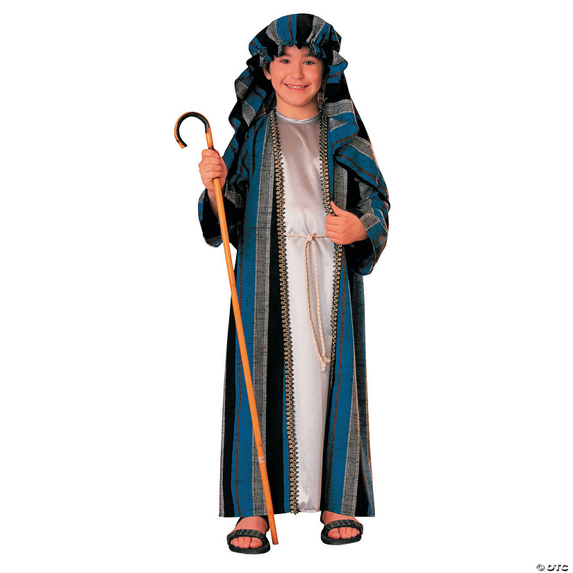 Boy's Deluxe Shepherd Costume