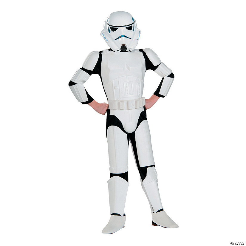 Boy's Deluxe Star Wars Rebels® Stormtrooper Costume