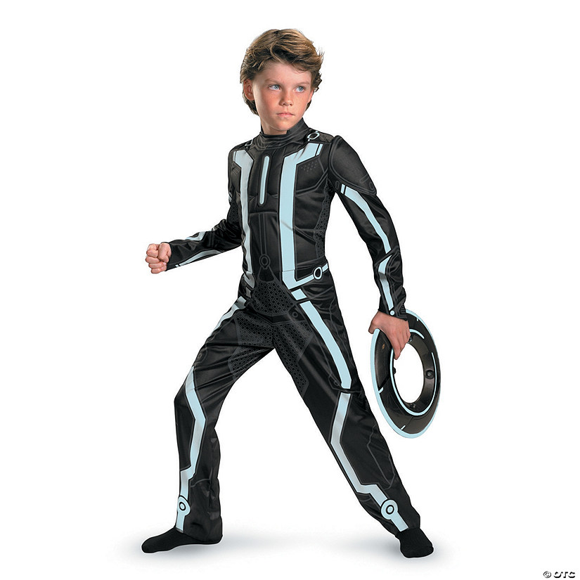 Boy's Deluxe Tron Legacy Costume Audio Thumbnail