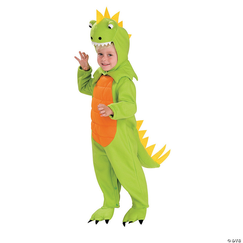 Boy's Dinosaur Costume Audio Thumbnail