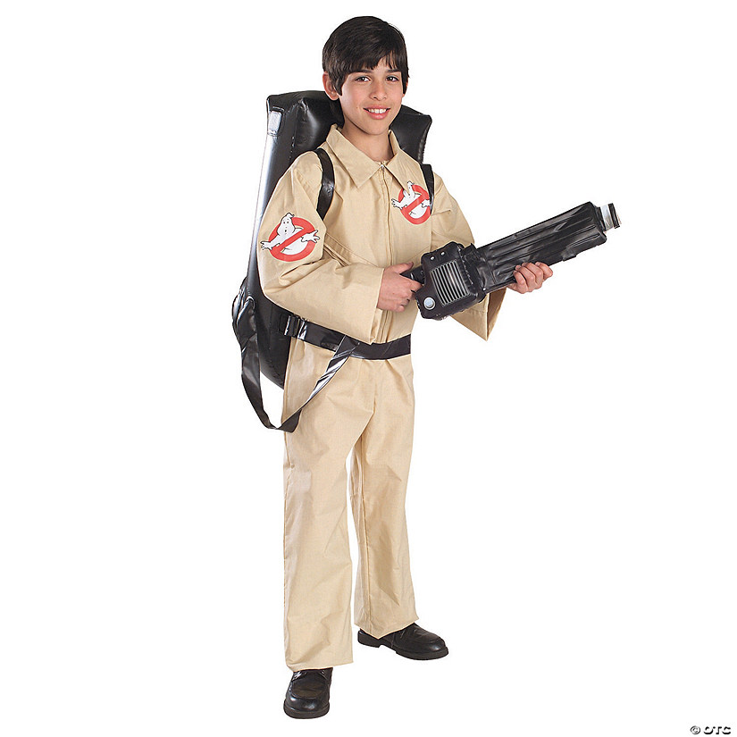 Boy's Ghostbusters Costume Audio Thumbnail