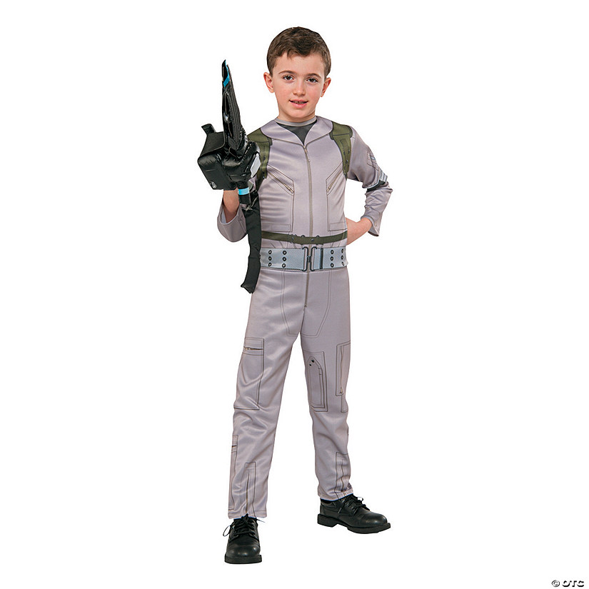 Boy's Ghostbusters Halloween Costume