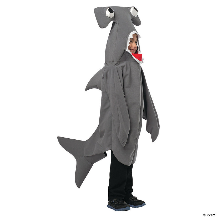 Boy's Hammerhead Shark Costume Audio Thumbnail