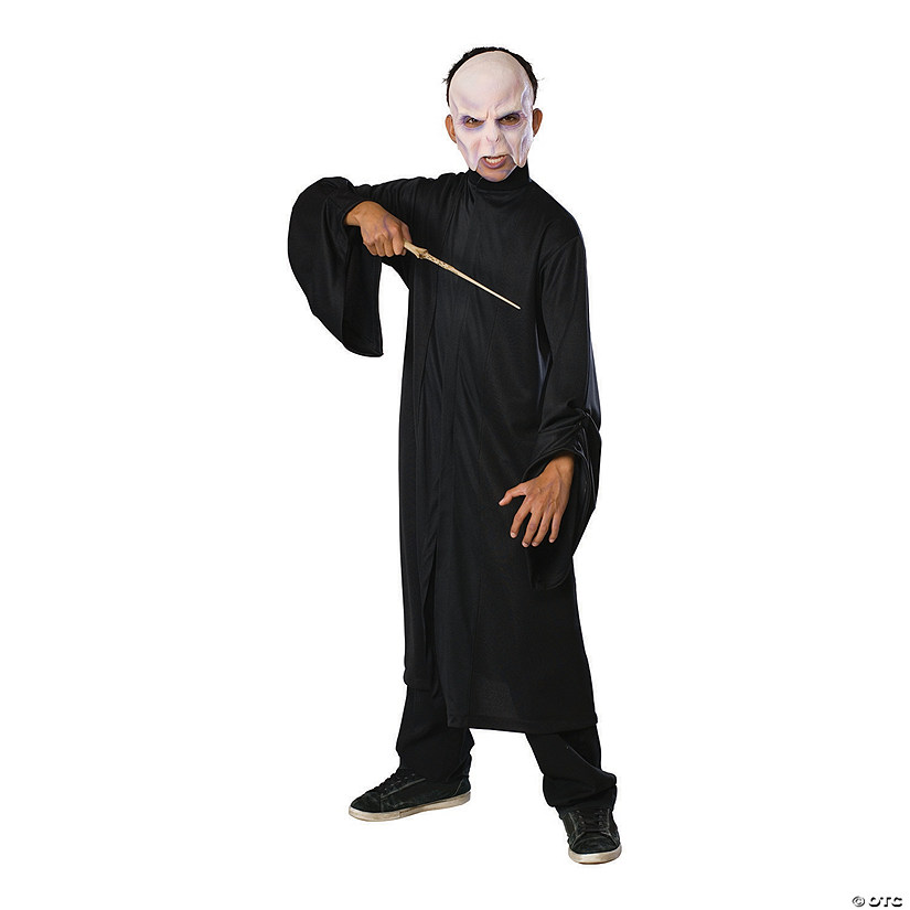 Boy's Harry Potter Voldemort Costume