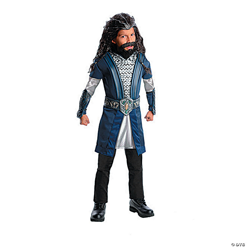 Boy's Hobbit Thorin Costume Audio Thumbnail