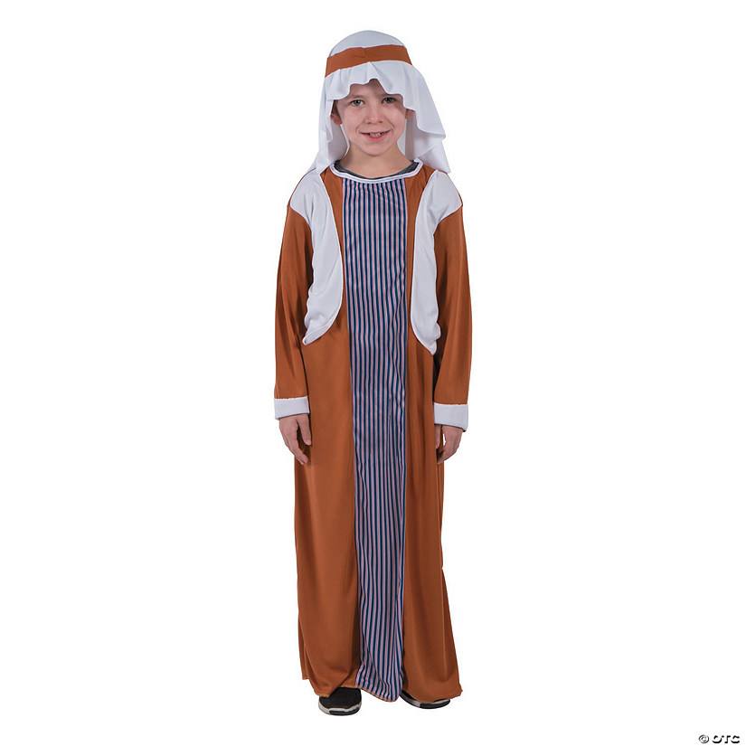 Boy's Innkeeper Costume - Medium Audio Thumbnail