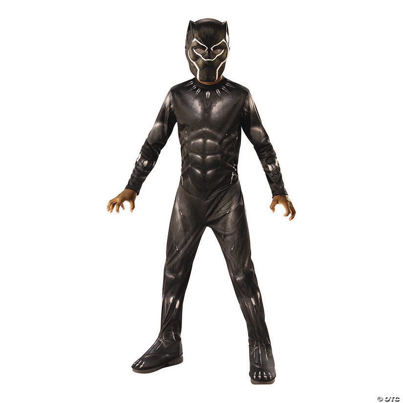 Boy's Marvel Black Panther™ Costume Audio Thumbnail