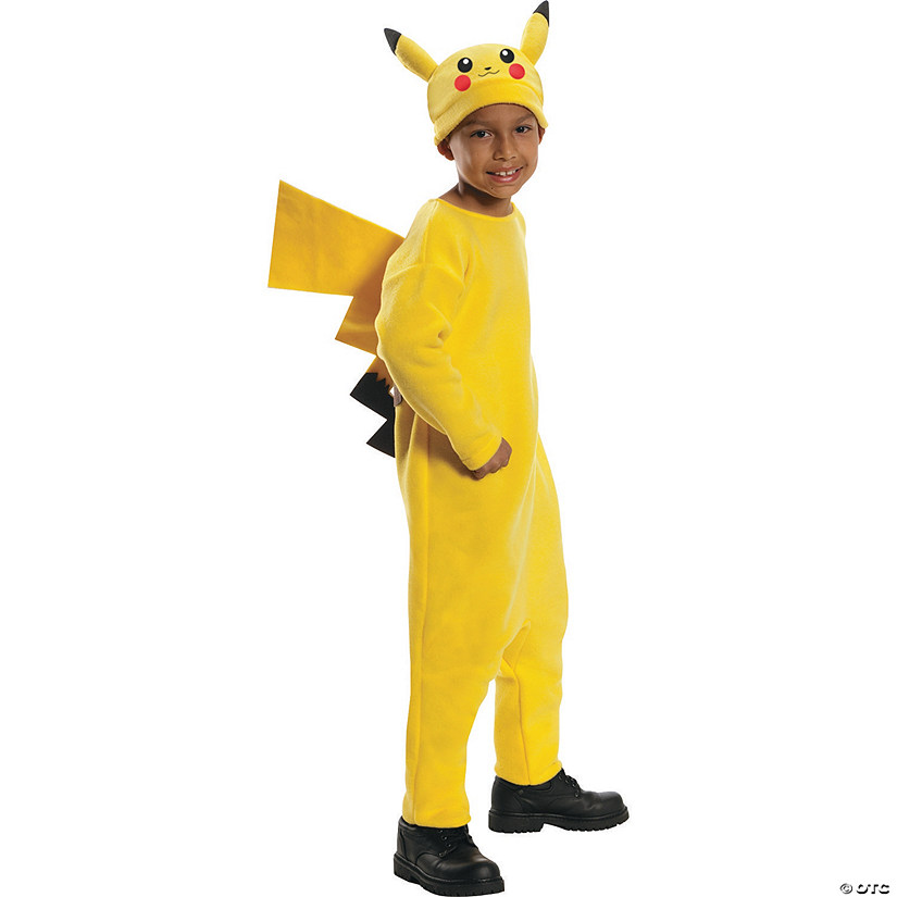 Boy's Pokemon Pikachu Costume