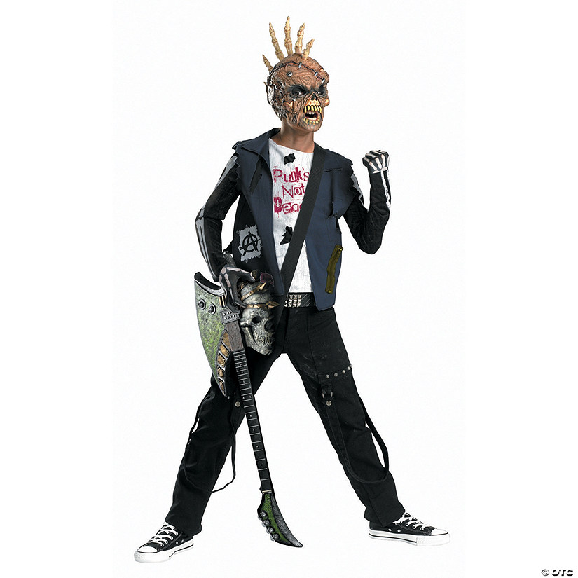 Boy's Punk Creep Costume