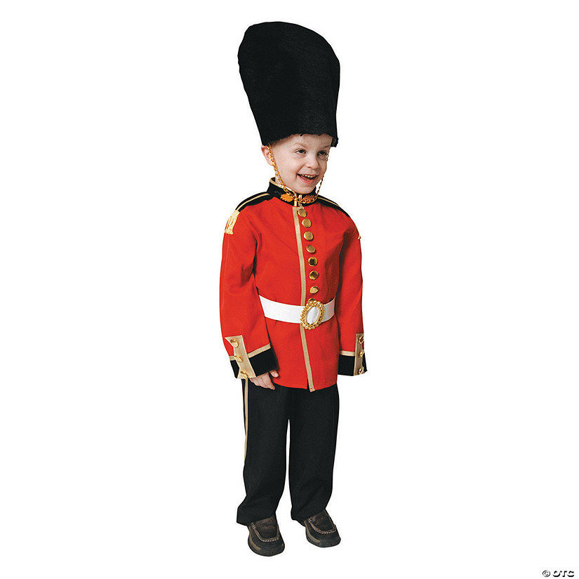 Boy's Royal Guard Costume