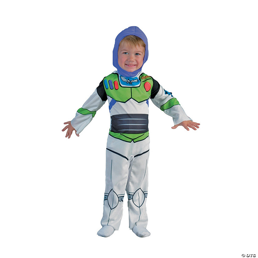 Boy's Standard Toy Story Buzz Lightyear Costume Audio Thumbnail