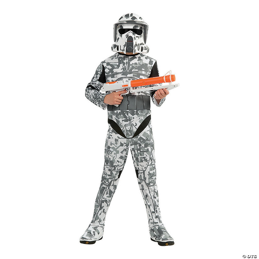 Boy's Star Wars Clone Wars ARF Trooper Costume Audio Thumbnail