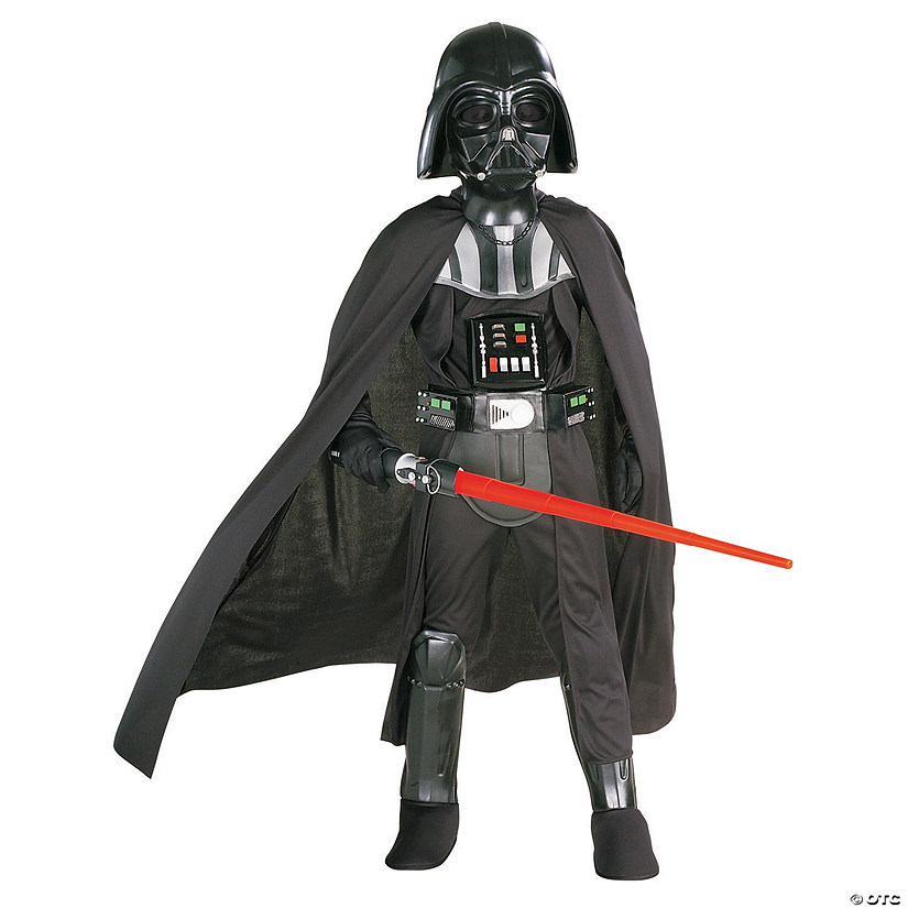 Boy's Star Wars™ Darth Vader with Mask Costume Audio Thumbnail