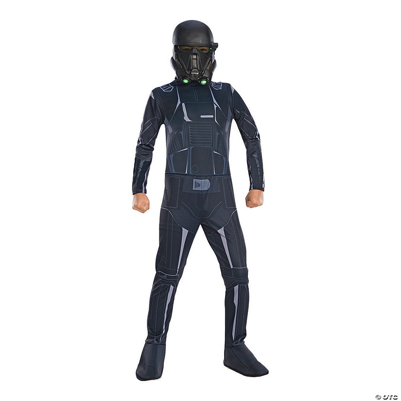 Boy's Star Wars Death Trooper Costume Audio Thumbnail