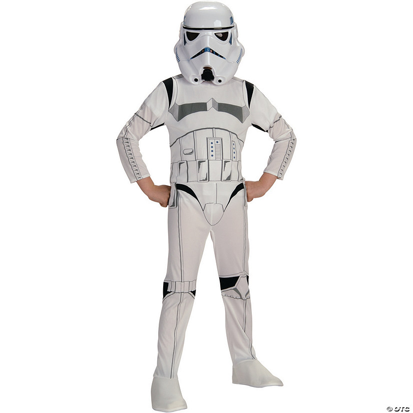 Boy's Star Wars™ Storm Troopers Costume