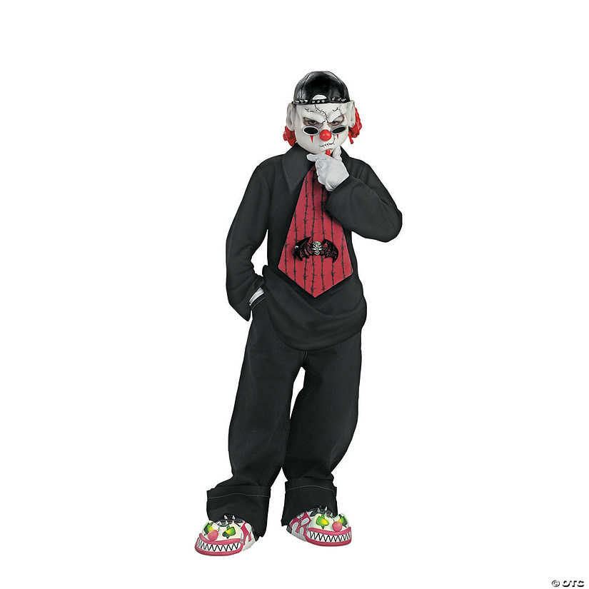Boy's Street Mime Costume Audio Thumbnail