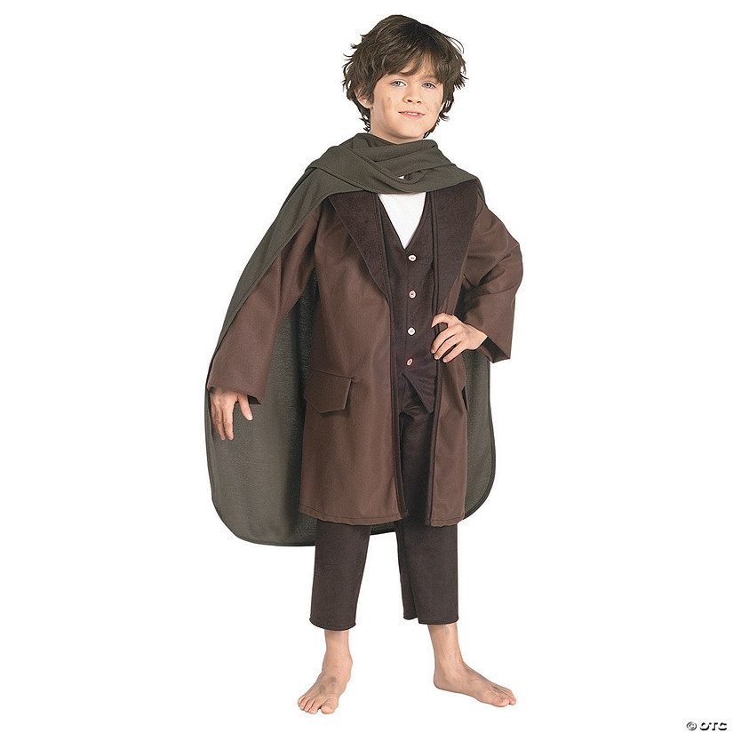 Boy's The Lord of the Rings™ Frodo Costume Audio Thumbnail