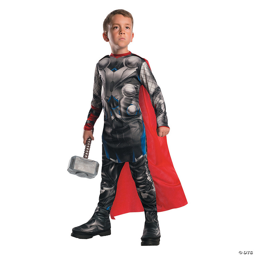 Boy's Thor Costume Audio Thumbnail