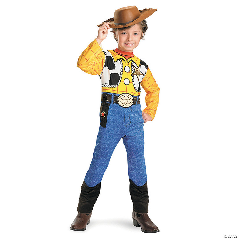 Boy's Toy Story Woody Costume