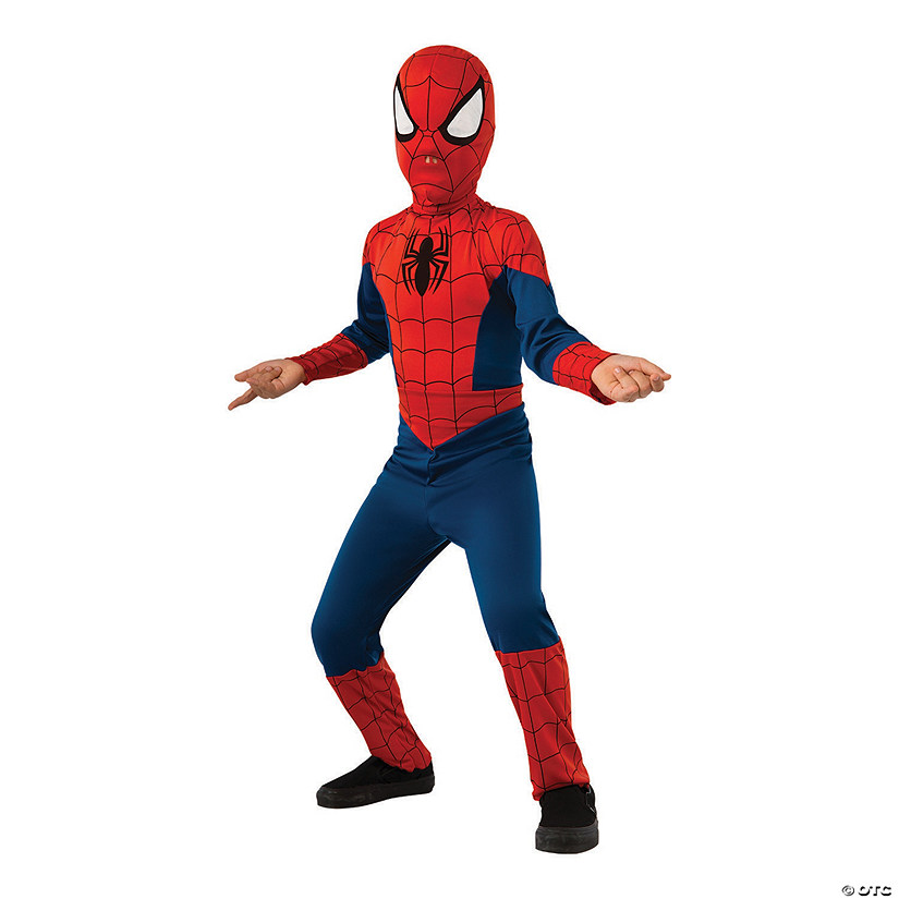 Boy's Ultimate Spider-Man™ Costume Audio Thumbnail