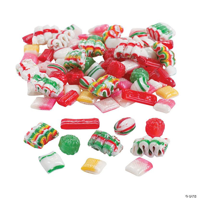 brachs holiday old fashioned hard candy assortment
