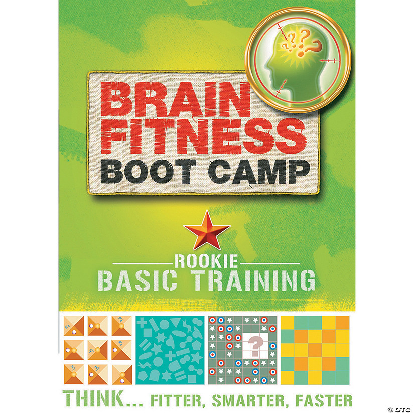 Brain Fitness Boot Camp: Rookie