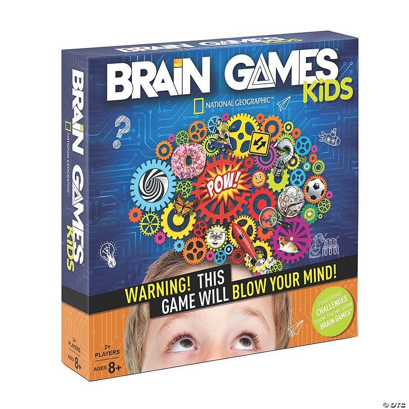 Brain Games For Kids Audio Thumbnail