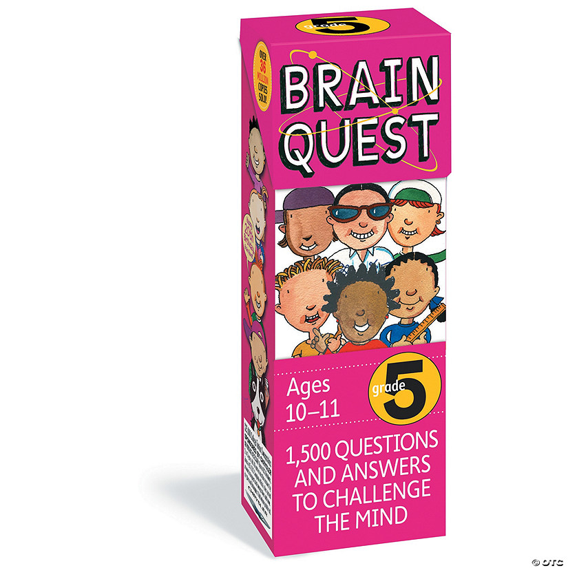 Brain Quest 5th Grade Audio Thumbnail