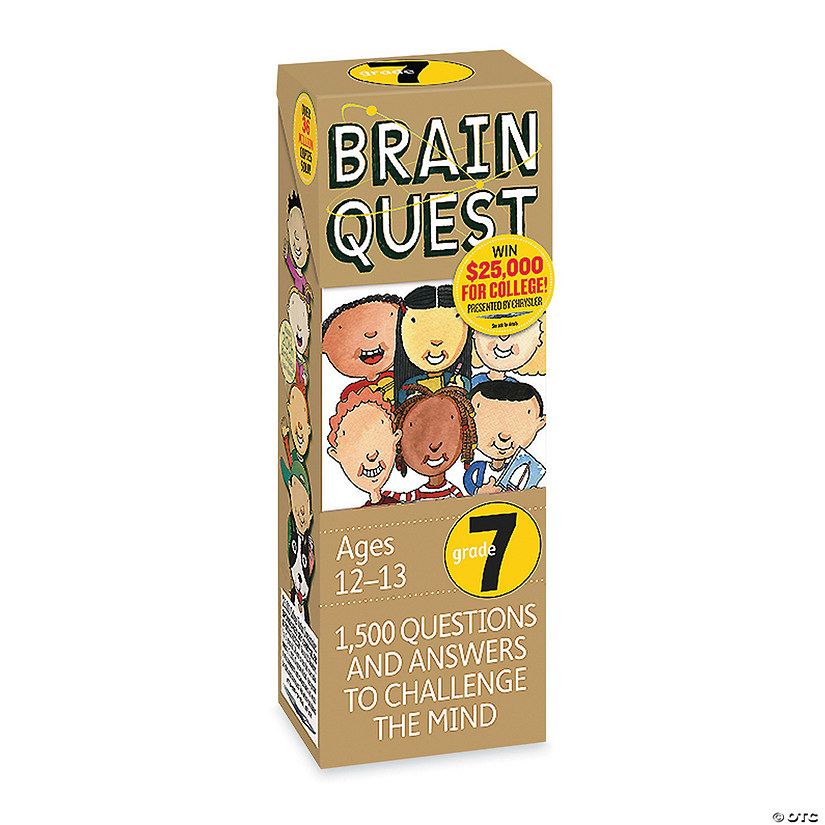 Brain Quest 7th Grade