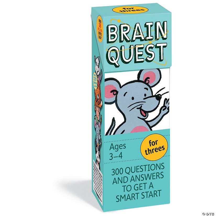 Brain Quest For Threes Audio Thumbnail