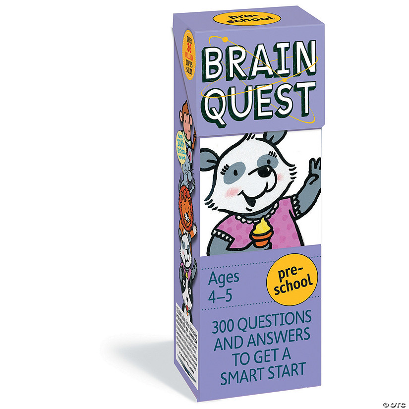 Brain Quest Preschool Audio Thumbnail