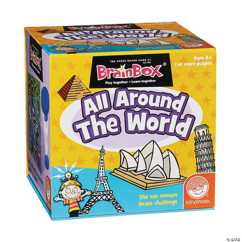 BrainBox: All Around the World Audio Thumbnail