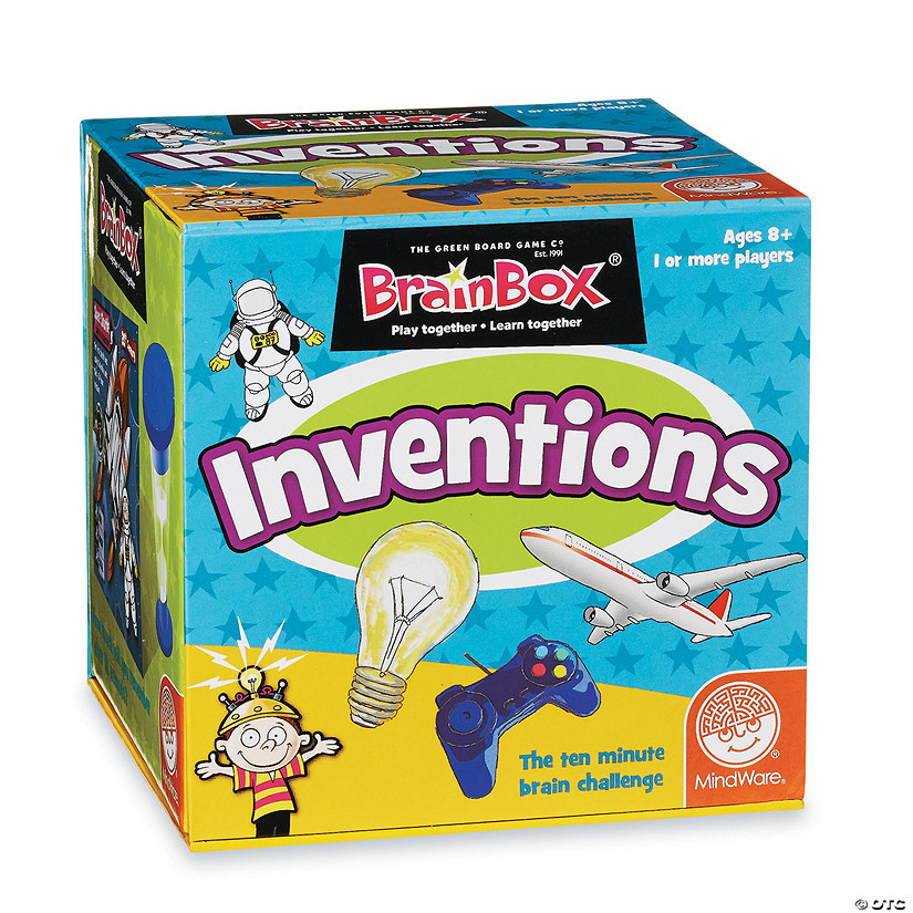 BrainBox: Inventions Audio Thumbnail