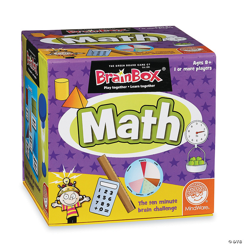 BrainBox: Math Audio Thumbnail