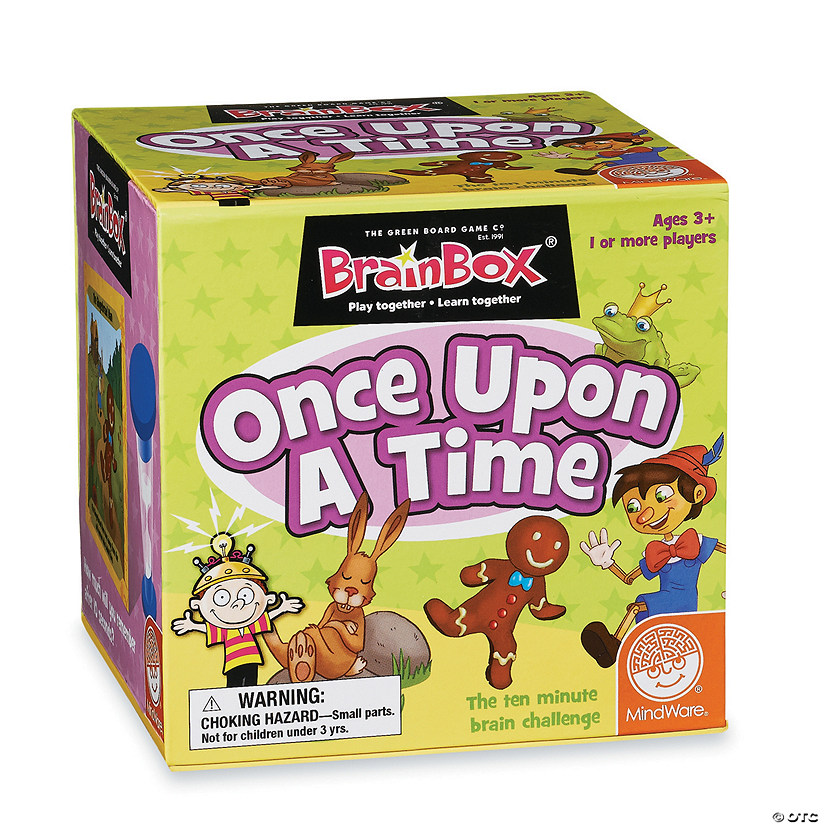 BrainBox : Once Upon a Time Audio Thumbnail