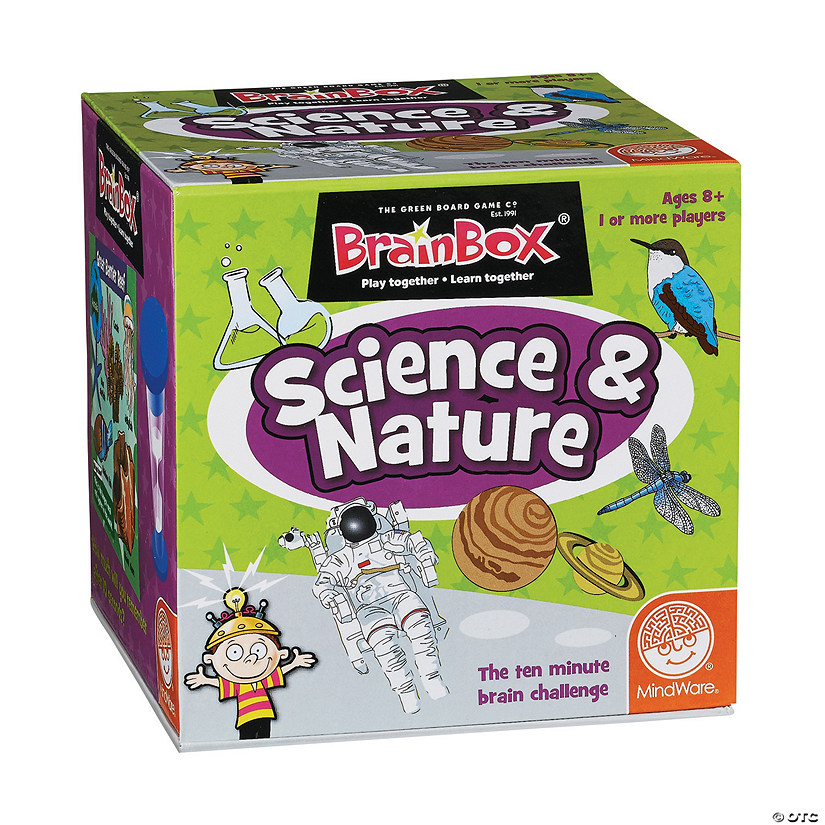 BrainBox: Science and Nature Audio Thumbnail