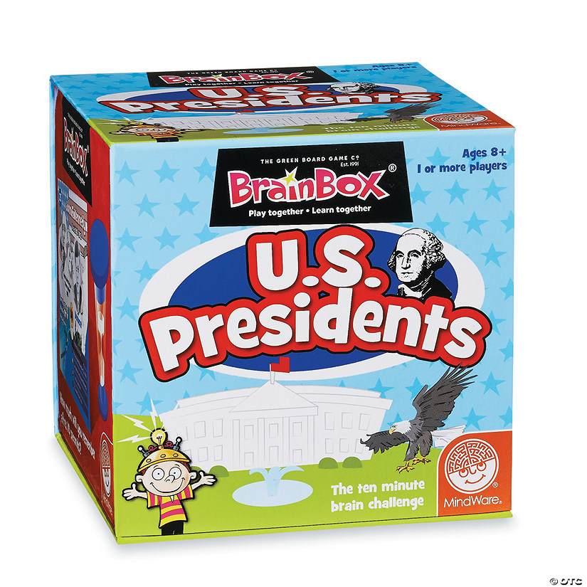 BrainBox: U.S. Presidents Audio Thumbnail